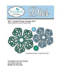 Crystal Flower Overlay Set 1