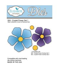 Crystal Flower Set 1