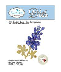 GARDEN NOTES - Blue Bonnet Lupine