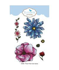 Flower Power - Stamp