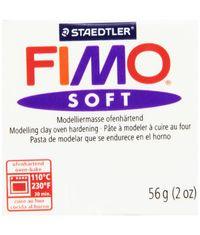 Fimo Clay - White