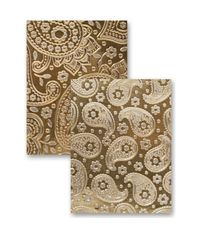 Paisley - Embossing Folder