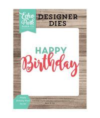 Happy Birthday - Die