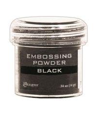 Black - Embossing Powder