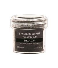 Super Fine Black - Embossing Powder