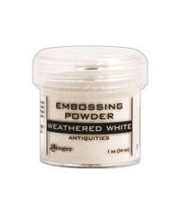 Weathered White - Embossing Powder
