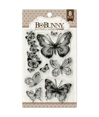 Butterfly Kisses Essentials - Stamp