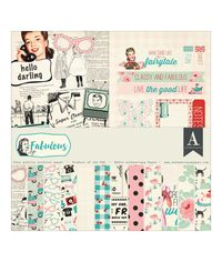 "Fabulous Collection Kit 12""X12"""
