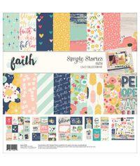 """Faith - Collection Kit 12""""X12"""""""