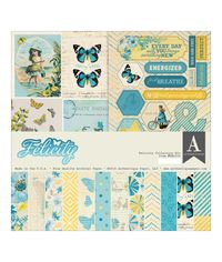 "Felicity Authentique Collection Kit 12""X 12"""
