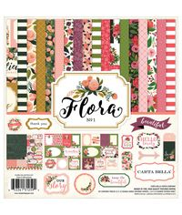 """Flora No. 1 - Collection Kit 12""""X12"""""""