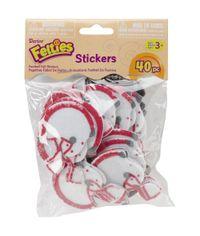 Football - Foam Stickers