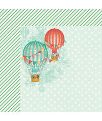 """Up And Away - 25 Pcs of 12"""" x 12"""" Paper"""
