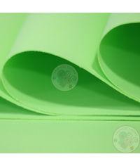 Foamiran Sheet - Yellow Green (Special Color)