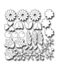 Floral Confetti - Die