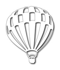 Hot Air Balloon - Die
