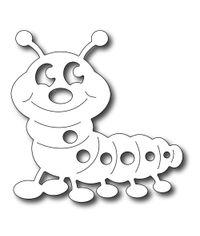 Cute Caterpillar Die
