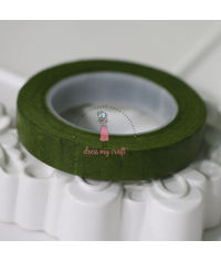 Self Adhesive Floral Tape - Green