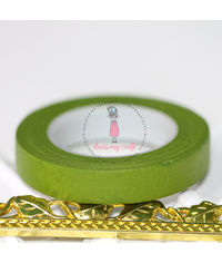 Self Adhesive Floral Tape - Olive Green