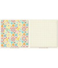 """Fancy Free - My Girl Collection - 25 Pcs of 12"""" x 12"""" Paper"""