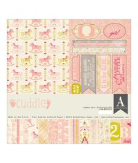 Cuddle Girl - Paper Collection Kit
