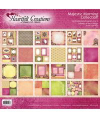 "Majestic Morning 12""X12"" Paper Pad 24/Pkg"