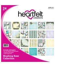 """Blushing Rose 12""""X12"""" Paper Pad 24/Pkg"""