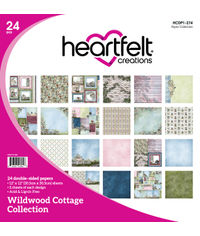 "Wildwood Cottage 12""X12"" Paper Pad 24/Pkg"