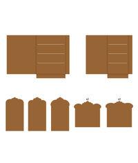 F Kraft - Pocket & Flipfold Inserts