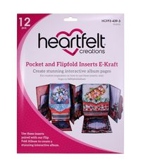 E Kraft - Pocket & Flipfold Inserts