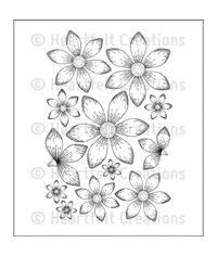 Sun Kissed Fleur - Stamp