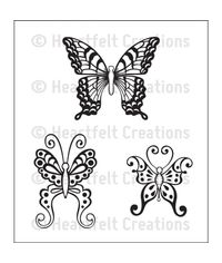 Botanical Wings - Stamp