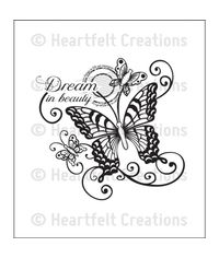 Dream in Beauty - Stamp