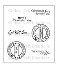 Heartfelt Sentiments - Stamp