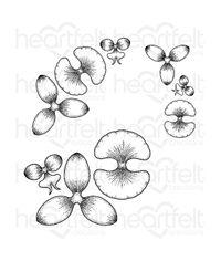 Botanic Orchid - Stamp