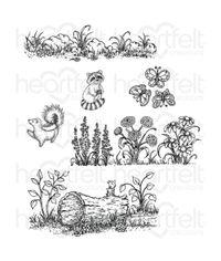 Woodsy Wonderland Stamp