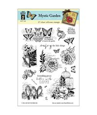 Mystic Garden - Stamp