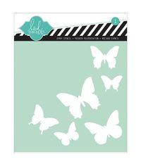Butterfly - Stencils