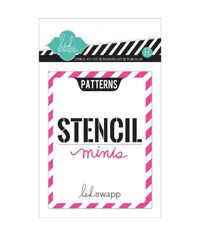Patterns - Stencils