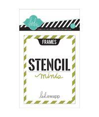 Frames - Stencils