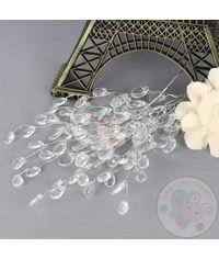 Transparent Crystal Fillers