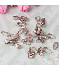 Silver Pendant Hook