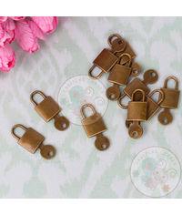 Mini Lock with Key