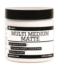 Matte - Multi Medium 3.8oz Jar
