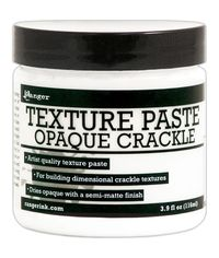 Opaque Crackle Texture Paste 4oz