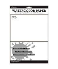 Watercolor Paper 10/Pkg - 8.5 X11