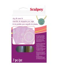 Sculpey Silkscreen Kit