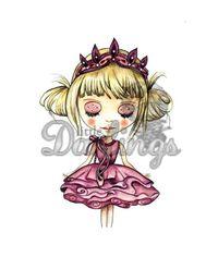 Tabitha - Stamp