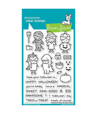 Costume Party - Stamp