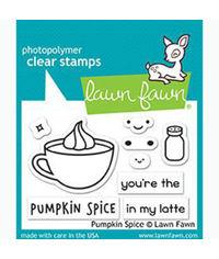 Pumpkin Spice - Stamp